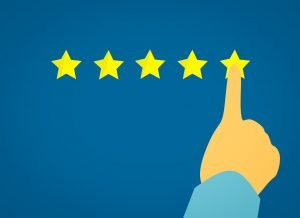 5-star rating for our specialty moving services Boston