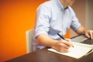 Satisfied customers write reviews about our services