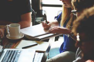 organization talk