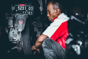 One thing that you should keep your eye on no matter the season are the tires, their pressure and tread groove.