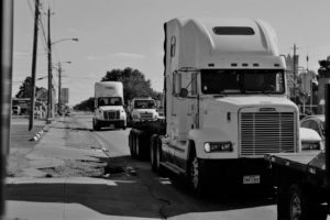 Movers have specialized trucks designed to make this an easy task.