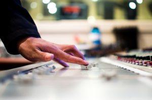 Best Massachusetts cities for music lovers - mixing desk