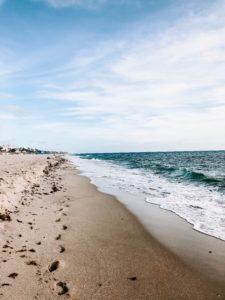 Florida's sandy beaches