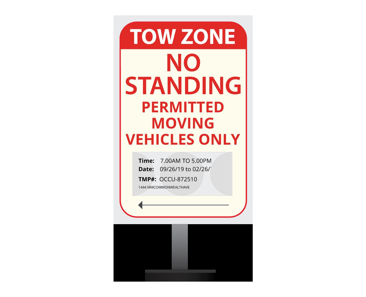 boston moving permit
